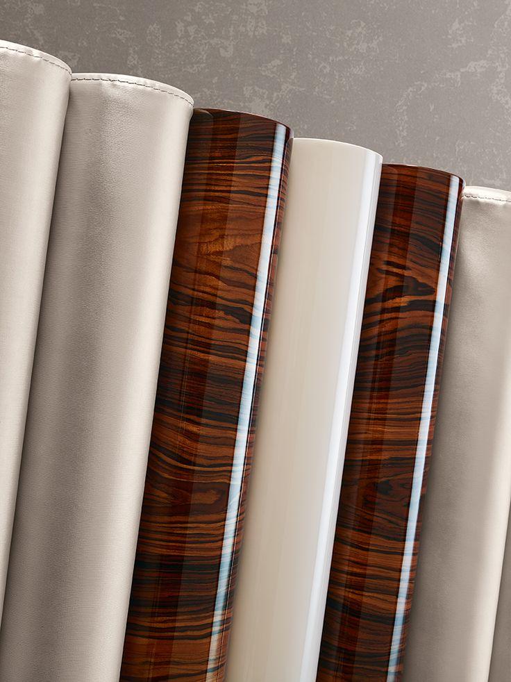 Headboard Detail | design by Serca. #Serca #Furniture #Design #Londres #Modern