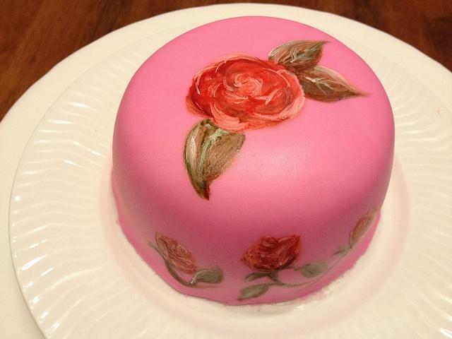 Cake Art Techniques : 25 best Watercolor Cake Art images on Pinterest ...