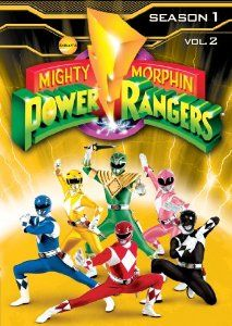 Amazon.com: Mighty Morphin Power Rangers: Season 1, Vol. 2: Richard Steven Horvitz, Amy Jo Johnson, David Yost, Terence H. Winkless: Movies & TV