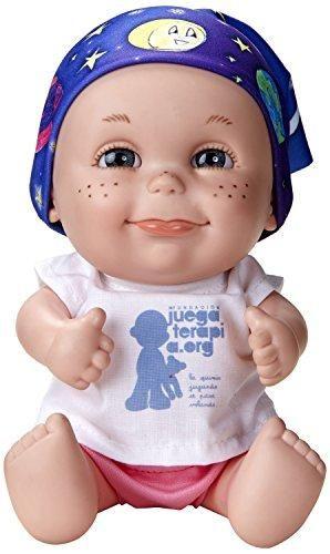 Oferta: 11.95€. Comprar Ofertas de Juegaterapia - Muñeco Baby Pelón Paula Echevarría (Muñecas Arias 0149) barato. ¡Mira las ofertas!