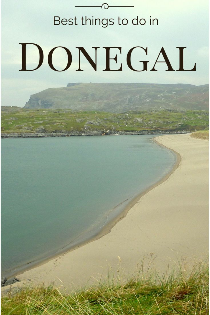 Donegal is a beautiful county in Ireland. Read about all the things you can do here. http://globalhelpswap.com/wildlife-wilderness-donegal/ #Ireland #travel #donegal