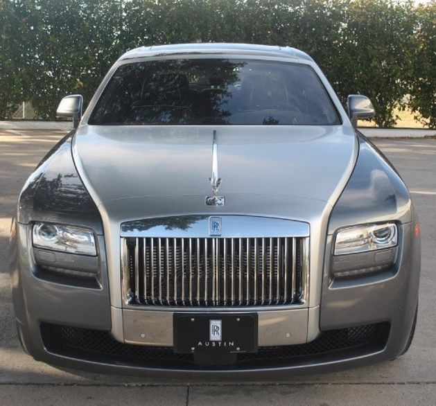 Special Edition! Rolls-Royce Ghost. Step inside the world of #luxury today #spon