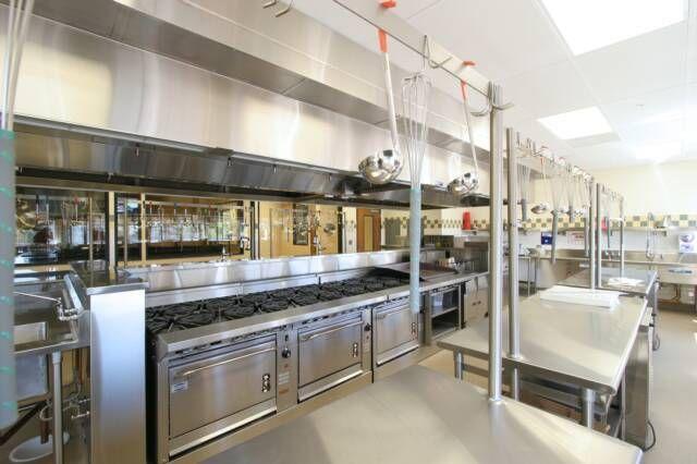 1000 commercial bathroom ideas on pinterest restroom - Commercial kitchen lighting design ...