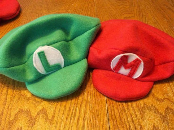 Tutorial - Making Mario Bros Hats