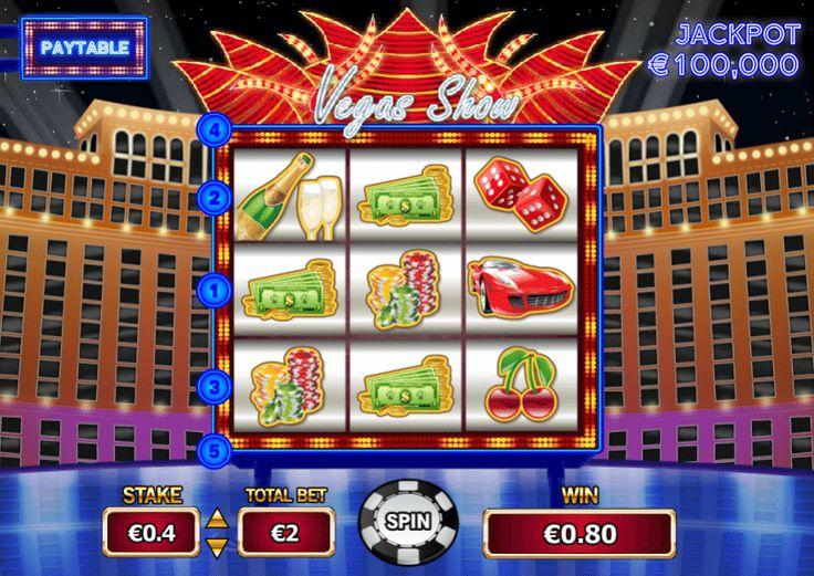Vegas Show - http://www.automaty-ruleta-zdarma.com/vegas-show/