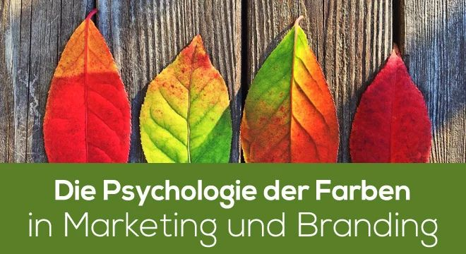 farben psychologie
