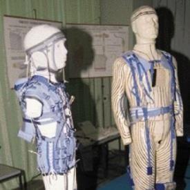 Детская больница 18 костюм космонавта