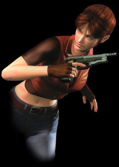 Claire Redfield (Resident Evil Code: Veronica)