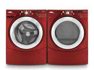 Love these Red Ferrari wash & dryer must have them