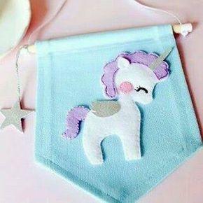 Resultado de imagem para papel mache unicornio diy