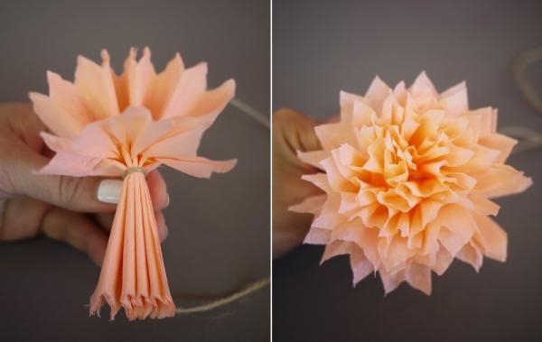 Como fazer flor de papel crepom. Chá de bebê, festas juninas, aniversários e outras ocasiões especiais são sempre a desculpa perfeita para decorar a sua casa. E uma ótima opção para decorar a sua casa são as flores de papel crepom. E...