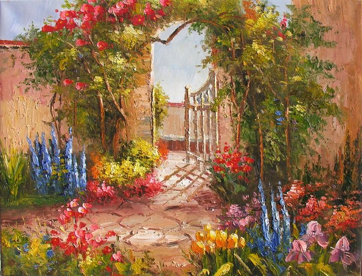17 Best Images About Marchella Piery On Pinterest Original Paintings Red And Summer Memories