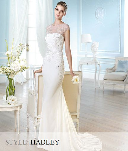 San Patrick Wedding Gown - Fashion 2014 Collection - Hadley