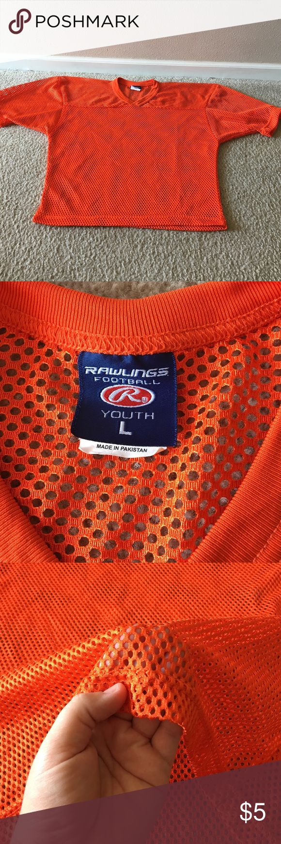 Youth football jersey Youth practice football jersey size large Rawlings Other