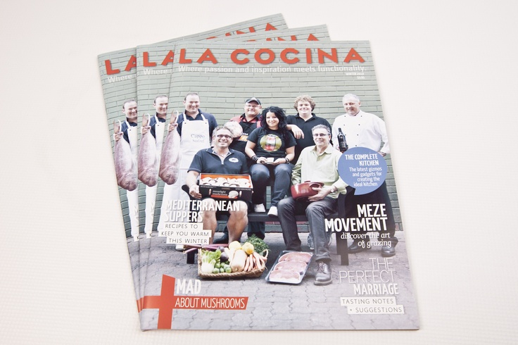 La Cocina Magazine « Algo Más Marketing
