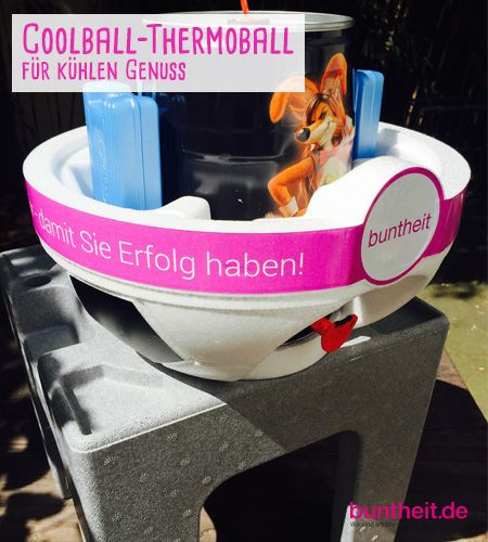 Der Coolball-Thermoball – perfekt für die nächste Promotionaktion, das nächste Event oder den perfekten Messeauftritt. #buntheit #werbemittel #designagency #events #messe #promotion #business #düsseldorf #Unternehmer*innenmitHerz