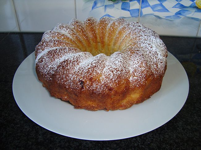 Kokoscake met appel, Recepten - Gebak, Gette.org