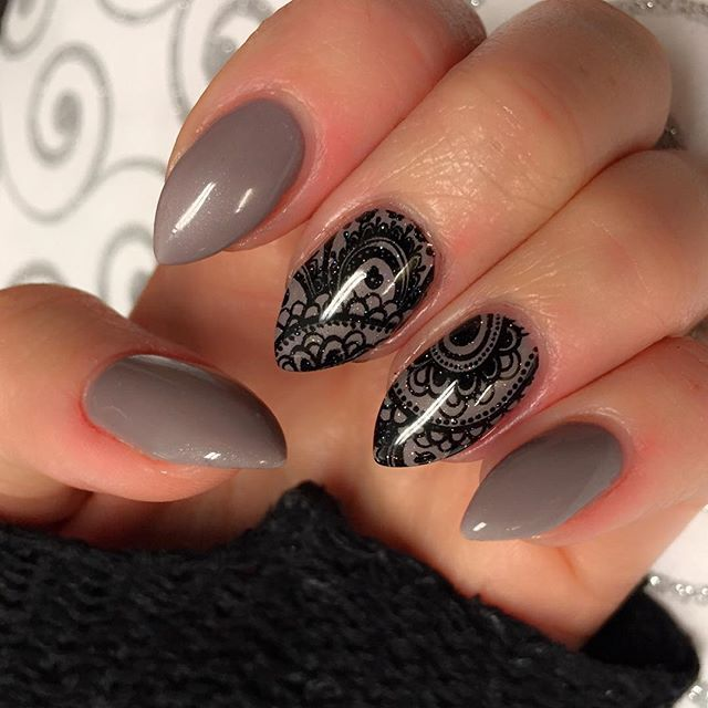 1000+ Ideas About Henna Nails On Pinterest