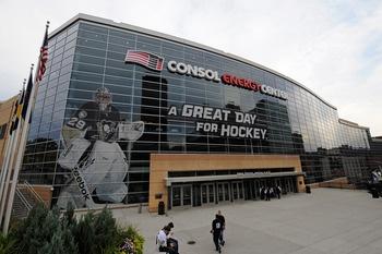 Consol Energy Center, Pittsburgh Penguins #hockey