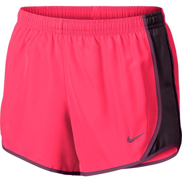 Nike Girls' Dry Tempo Running Shorts, Pink