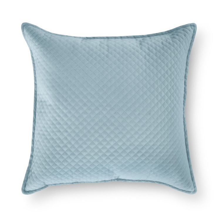 Teal (Blue) Oversized Throw Pillow - Threshold