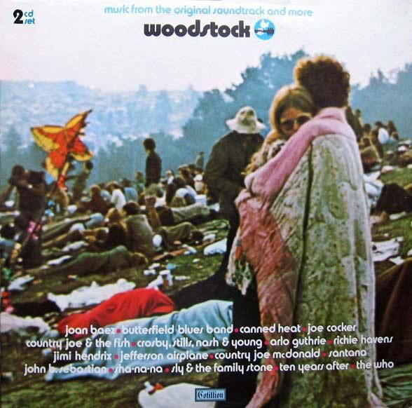 Out Now In High Resolution Woodstock Music From The