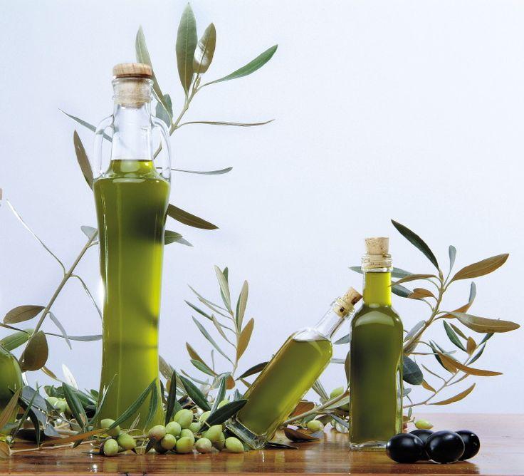 The Greek olive oil!