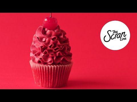 Cherry Cherry Cupcakes, The Scran Line