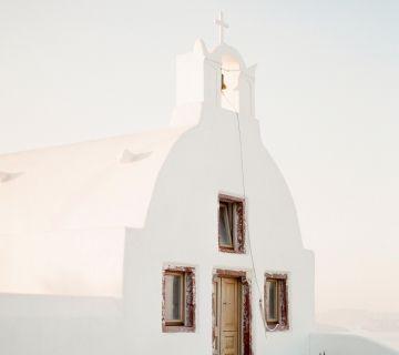 KT MERRY | The Magic of Santorini | Santorini, Greece