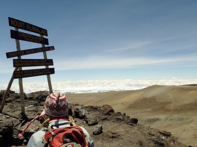 My raw, real tell all of the emotions I experienced up to and down from the summit (Uruhu Peak) of Mount Kilimanjaro