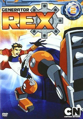 Cn: Generator Rex Vol.2 (Import Movie) (European Format - Zone 2) (2011) Varios