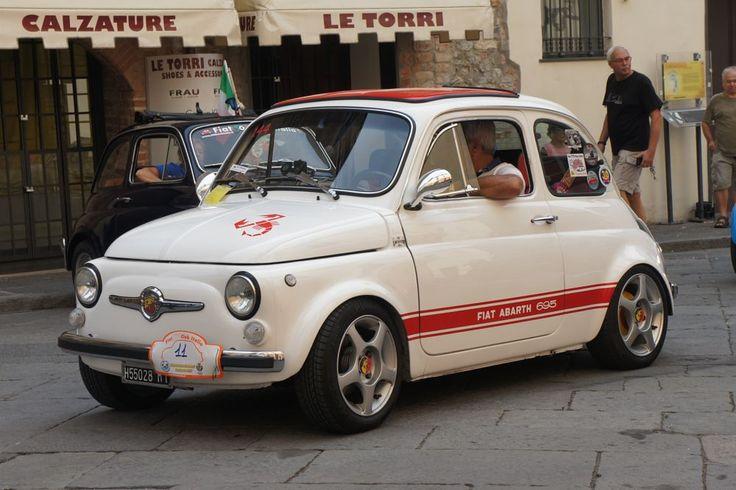 Classic car by Giancarlo Gallo