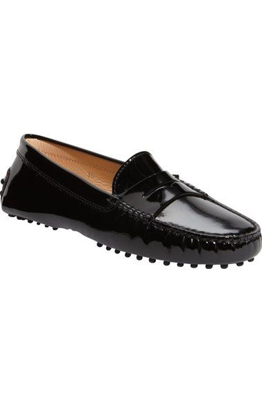 Tod's 'Gommini' Moccasin (Women) available at #Nordstrom
