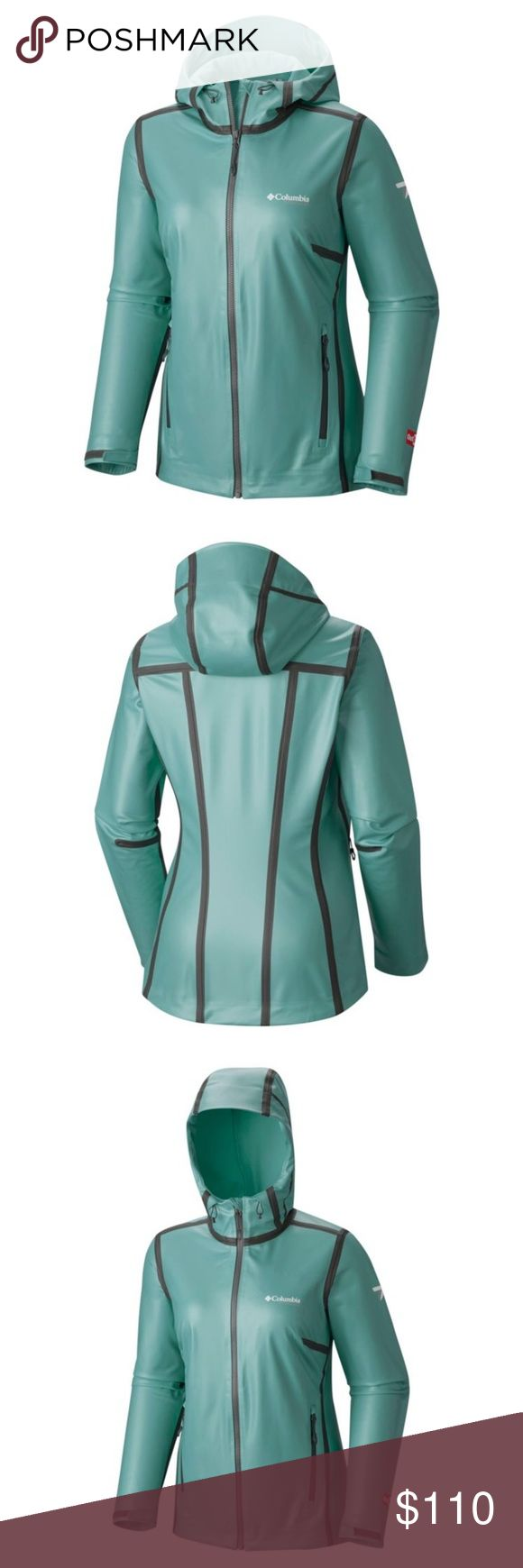 Columbia OutDry Ex Stretch Hooded Shell Brand new with tags! Authentic Columbia Sportswear Women's OutDry Ex Stretch Hooded Shell in Teal. Size Small. Style #1713091. Active fit and perfect for winter, according to the website. Retails for $180 plus tax. Unfortunately, I'm not taking modeling requests at the moment. Ignoring all trade requests! Reasonable offers always accepted! ⭐️ Columbia Jackets & Coats