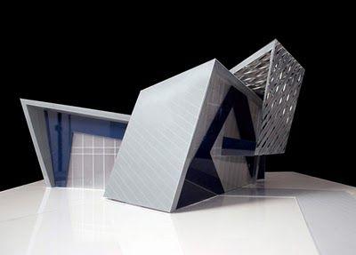 Libeskind Model
