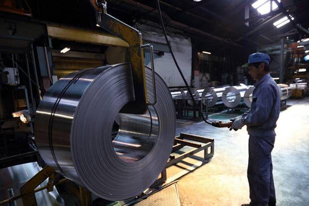 Produksi Pabrik Jepang November Jatuh