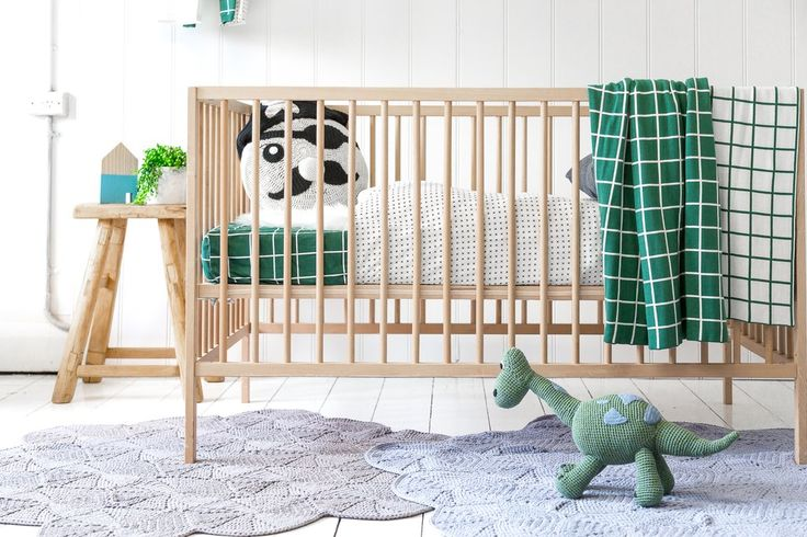 Here at Miann & Co, we have released our first range of linen (super exciting, we know!) With a combination of cot sheets and cot duvet covers, there will be something to please your little oneand make a bold statement in your nursery. Our spring signature prints that have been seen in our clothing - Botanic print, Spring Green Grid and Mini Cross, are the prints that form the new range, tying the whole collection together. With the duvet covers being reversible, you can mix and m...
