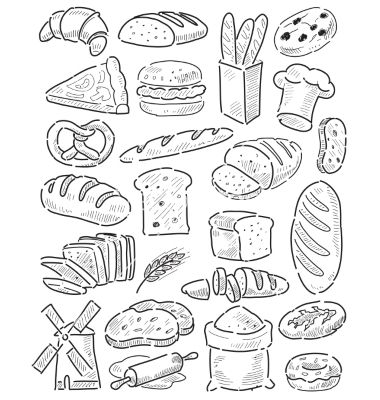 bread doodle 1000 ideas about easy doodle art on pinterest easy 4441