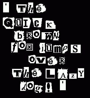 The 123 best voorbeelden voor brandschilderingen images on pinterest font example reading the quick brown fox jumps over the lazy dog spiritdancerdesigns Images