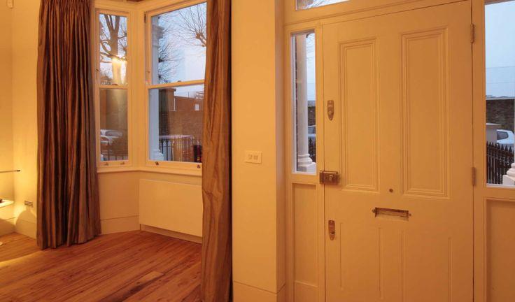 Period properties contractors in London