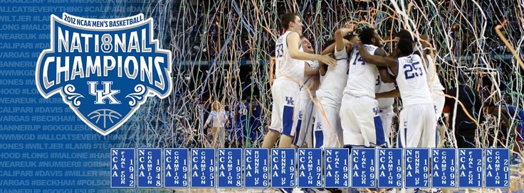 University of Kentucky  2012 National Champs!!!Sports Team, Big Blue, National Champion, National Champs, Things Uk, Blue National, 2012 National, Kentucky Things, Kentucky 2012