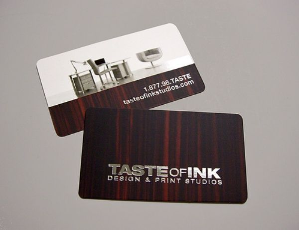 Silk Business Cards Are The Top Choice Of Many Because They Look Classy And Sy Here 12 Stunning Examples For Inspiration