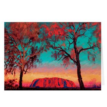 Rolf Harris ~ Uluru Sunset