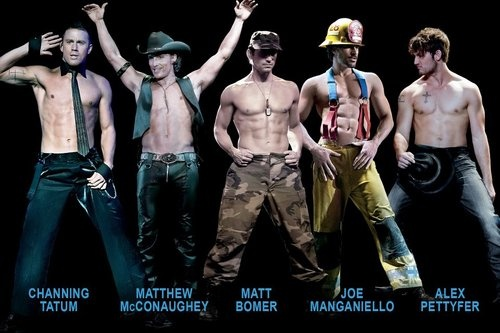 magic mike... didn't have to be good because women would go see it anyway... turns out it was actually good