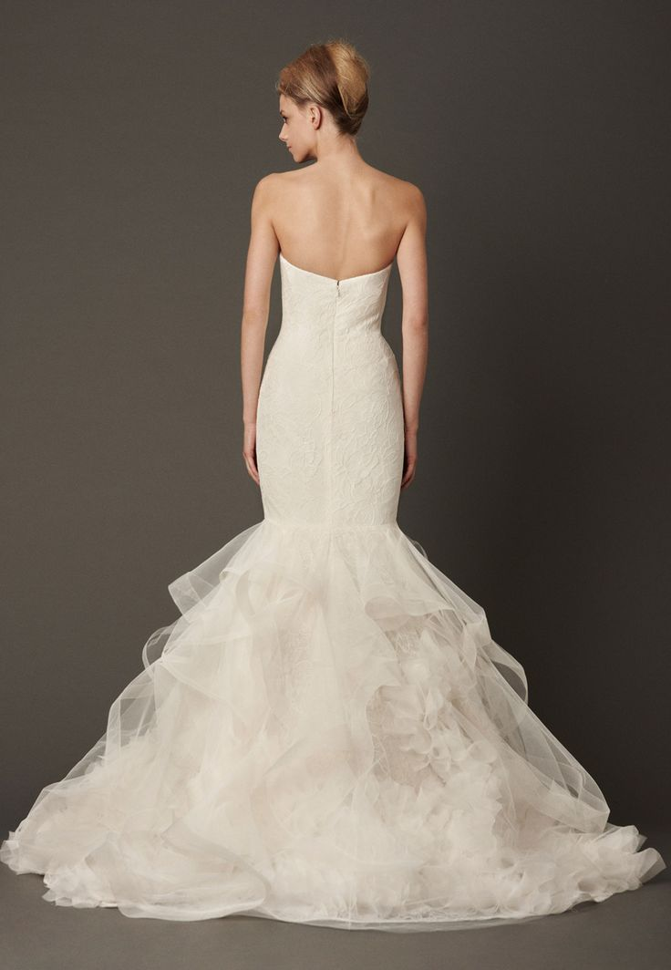vera wang wedding dresses | Wedding Dresses, Bridal Gowns by Vera Wang | Fall 2013