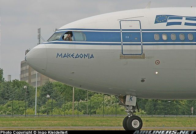 Airbus A300B4-605R aircraft picture