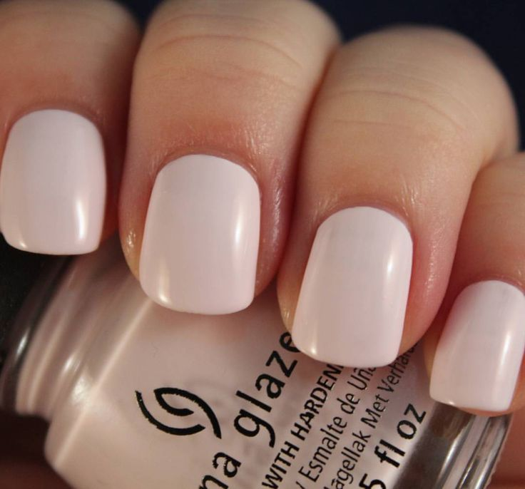 """China Glaze """"Let's Chalk About It"""" from the House of Colour collection for Spring 2016."""