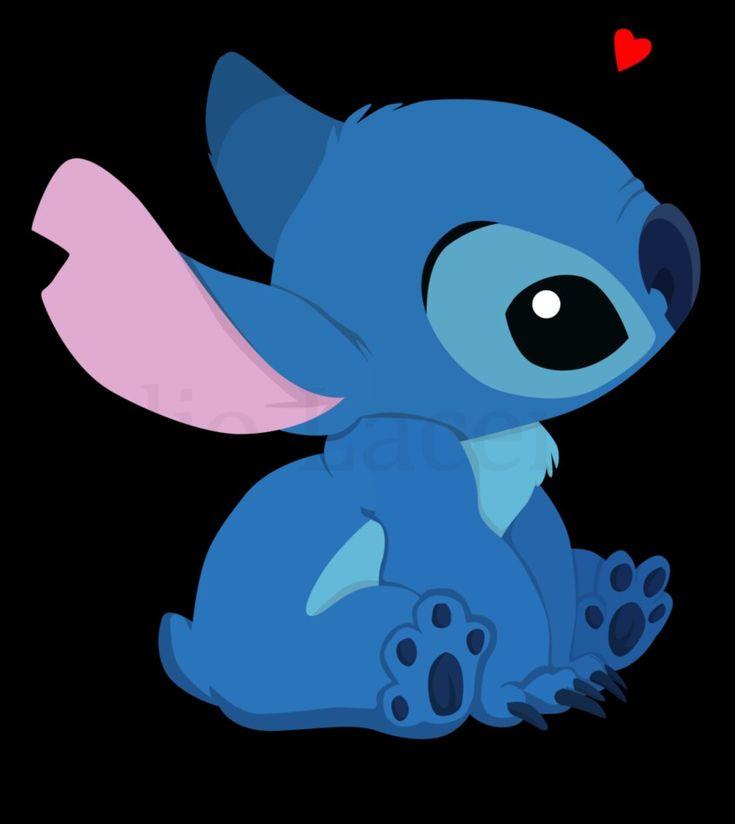 Awww stitch is so cute!!! Phone Background/ Wallpaper