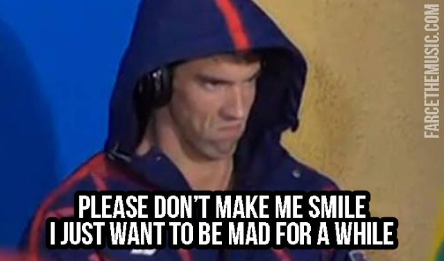 Farce the Music: Michael Phelps #phelpsface Memes