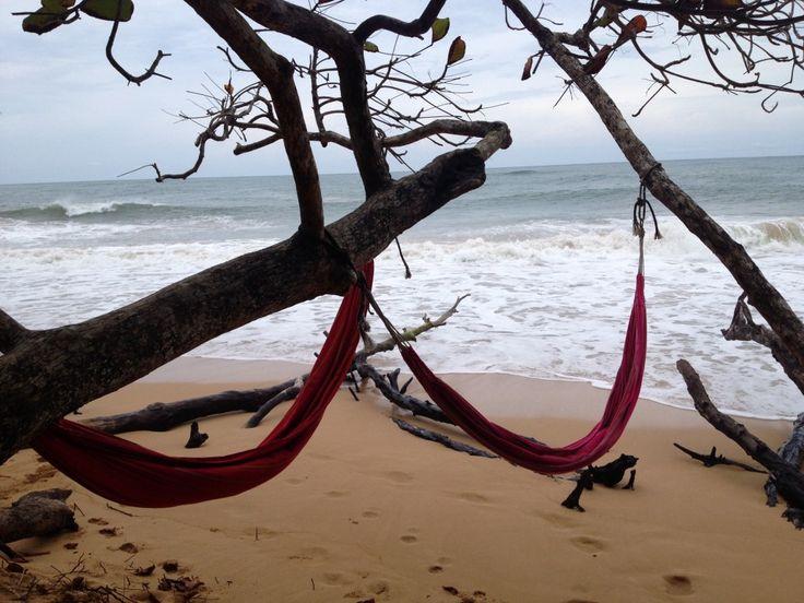 Hammock time ... Santa Teresa, Costa Rica